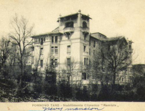 The Fornovo (Nevy) Villa